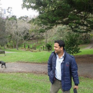 dipak, 35, Auckland, New Zealand