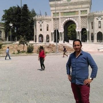 M Fermani Tunç, 36, Istanbul, Turkey