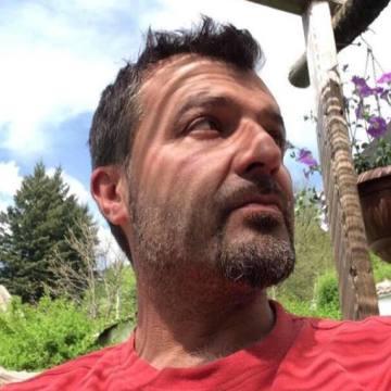 Marco Bonzani, 44, Genova, Italy