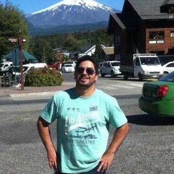 Orlando Orellana Rojas, 35, La Serena, Chile