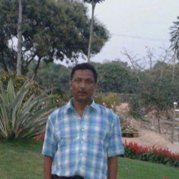 Sandip Singha, 56, New Delhi, India