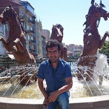 Sadık Sekmen, 38, Moscow, Russia