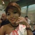 Sylvia Richard, 24, Dubai, United Arab Emirates