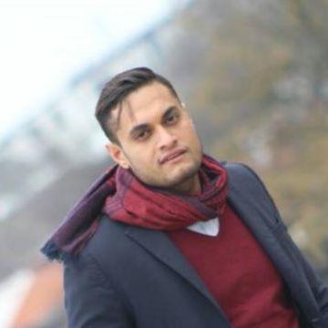 Ahmed Samir, 29, Dubai, United Arab Emirates
