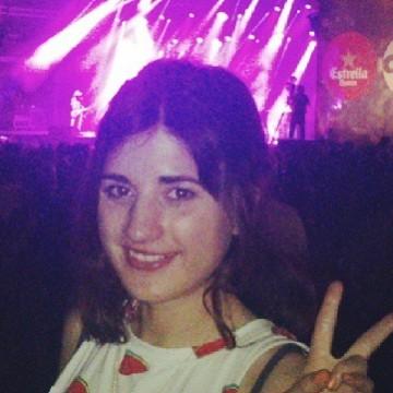 Marta Lopez, 25, Madrid, Spain