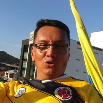 Jose Horacio Montes López, 49, Cali, Colombia