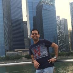 Dip Sharma, 32, Singapore, Singapore