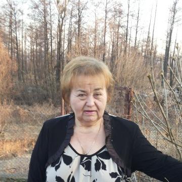 валентина, 61, Donetsk, Ukraine