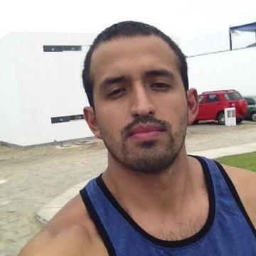 Ricardo Bravo, 29, Lima, Peru