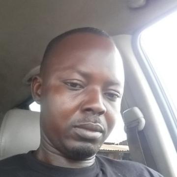 Saheed Ogundipe, 40, Lagos, Nigeria