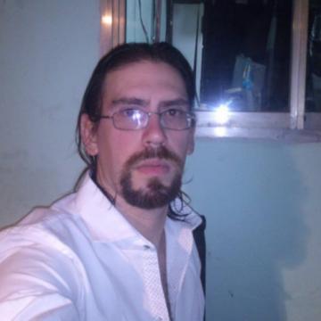Sebastian Suarez, 33, Buenos Aires, Argentina