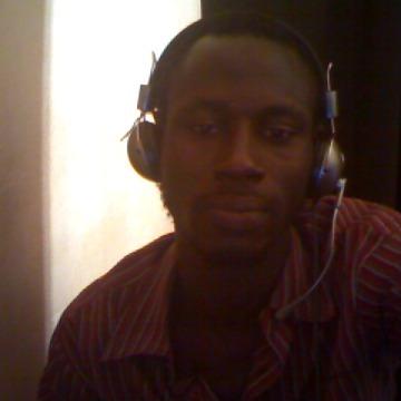 amady, 30, Dakar, Senegal