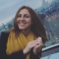Татьяна Протонина, 22, Moscow, Russia