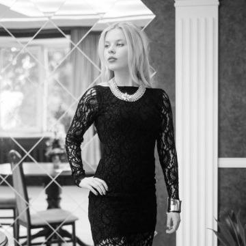Евгения Владимирова, 20, Brest, Belarus