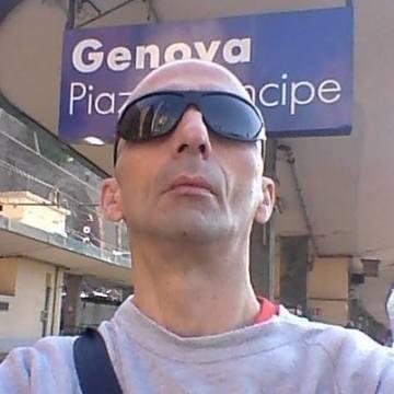 Andrea Genoa, 47, Genova, Italy