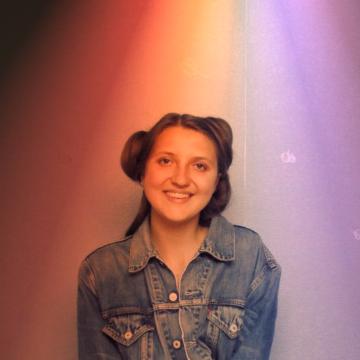 Anastasia, 20, Dyatlovo, Belarus