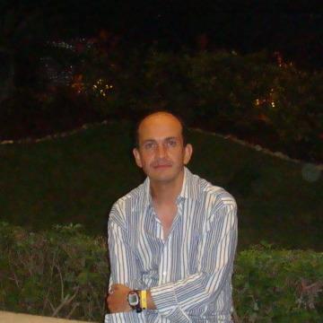 Luis Pérez Del Castillo Limón, 48, Mexico, Mexico