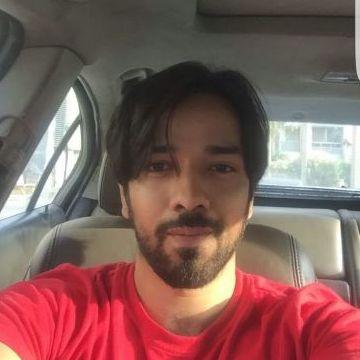 Aruj Singh, 25, Cologne, Germany