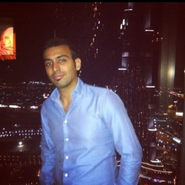 Abdullah, 33, Dubai, United Arab Emirates