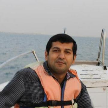 Shoaib Sultan, 42, Dammam, Saudi Arabia