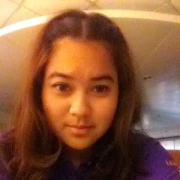Ally Luksika, 22, Mueang Nonthaburi, Thailand