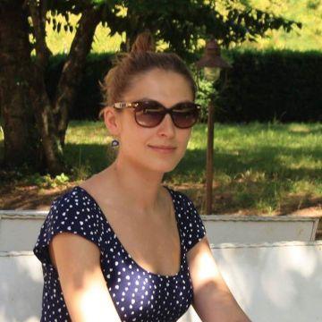 Kate, 31, Tbilisi, Georgia