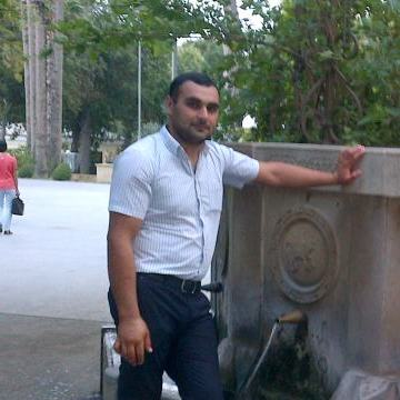xeqani, 27, Baku, Azerbaijan