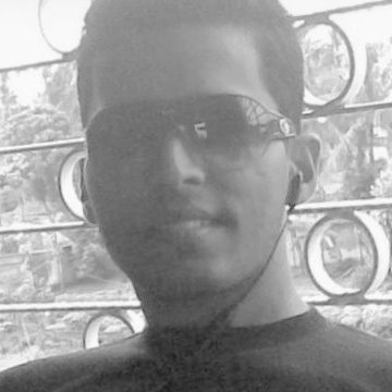 Rahul Singh, 28, Hyderabad, India