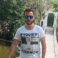 Basri Camurlu, 30, Aydin, Turkey