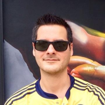 Alberto Villota, 37, Orlando, United States