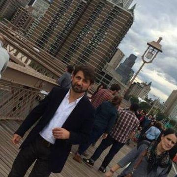 Halil Aydın, 48, Trebizond, Turkey