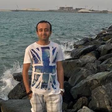 Ahsan, 29, Dubai, United Arab Emirates