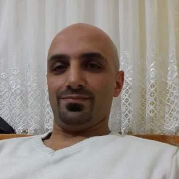 Harun Aras, 38, Istanbul, Turkey