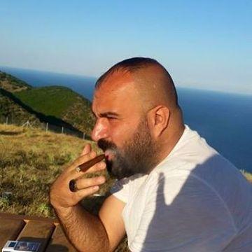 İbrahim Zanburkan, 31, Istanbul, Turkey