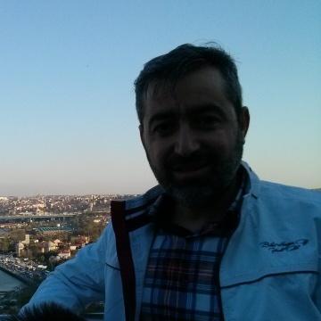 recep, 41, Istanbul, Turkey