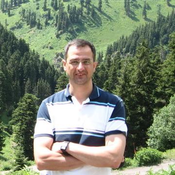 Kadir, 47, Istanbul, Turkey