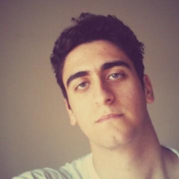 Antwnis Symeon, 22, Tripoli, Greece