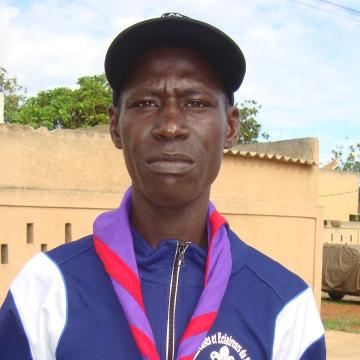 BA, 38, Dakar, Senegal