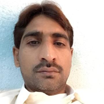 Inayatullah Aulakh, 36, Jubail, Saudi Arabia