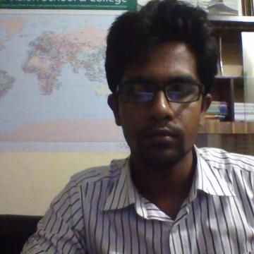 Asif, 28, Dhaka, Bangladesh