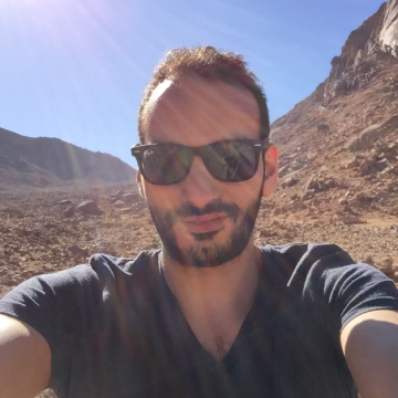 Wael Eladl, 30, Dubai, United Arab Emirates