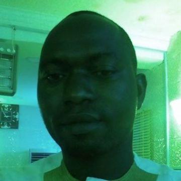 Abolade Olowookere, 37, Lagos, Nigeria