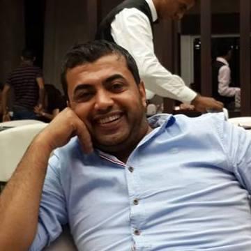 Amer Al-abbadi, 34, Safut, Jordan