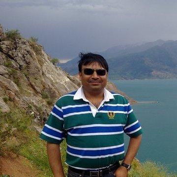 Ashish Gupta, 49, Delhi, India