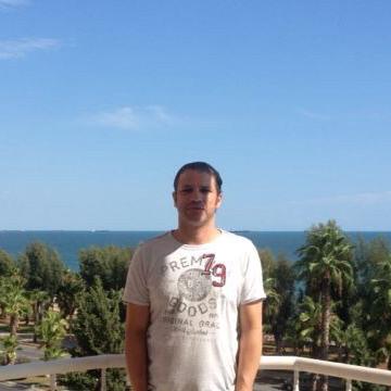 Mohamad Badi, 46, Mersin, Turkey