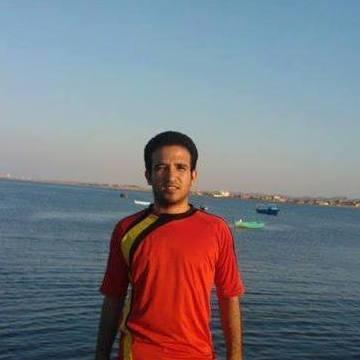 Ahmed Moussa, 29, Cairo, Egypt