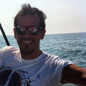 Roman, 40, Barcelona, Spain