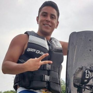 Hibram A. Villarreal Hdez., 29, Monterrey, Mexico