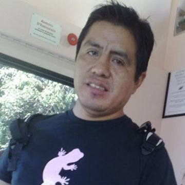 Adolfo Roman Pomayay, 41, Tradate, Italy