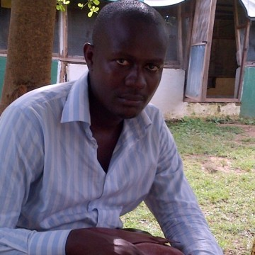 chuka ajah, 41, Abuja, Nigeria